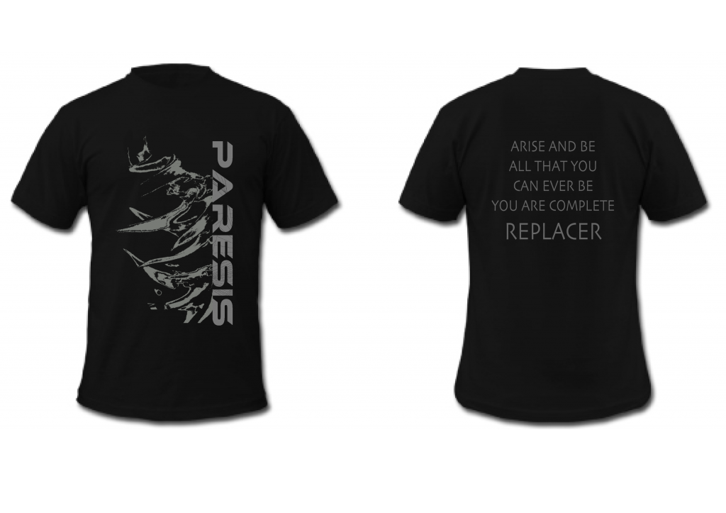 Paresis - Replacer - Tshirt